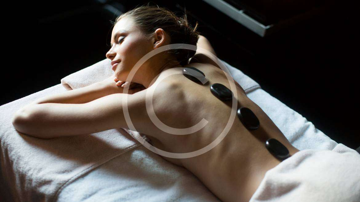 Heat Things Up This Winter with Hot Stone Massage